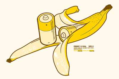 banana-power